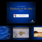 Electronic presentation given at the Walter's Art Gallery by Dr. Kay Jamison