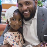 Ray Lewis & Friend