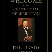 Hallway Display Poster – Celebration of 100 Years of the Brady Urological Institute
