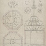 Rare Documents – The Dome Blueprint