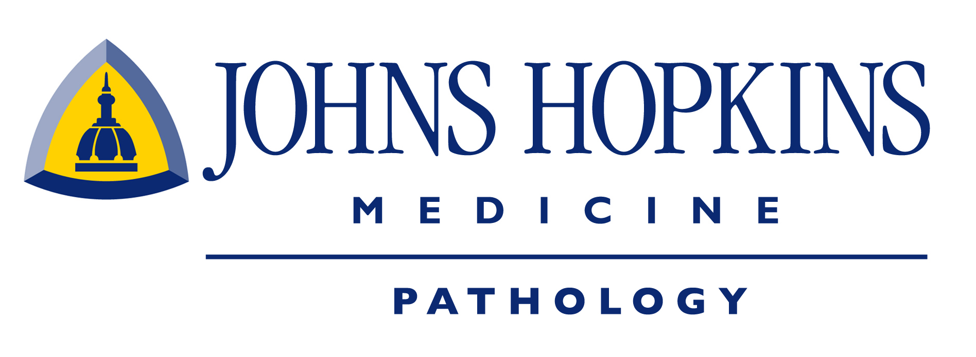 Johns Hopkins Department of Pathology logo